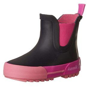 Kamik Kids' Rainplaylo Rain Boot